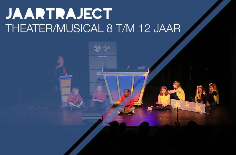 Theater/Musical voor kinderen jeugdtheaterschool Raalte